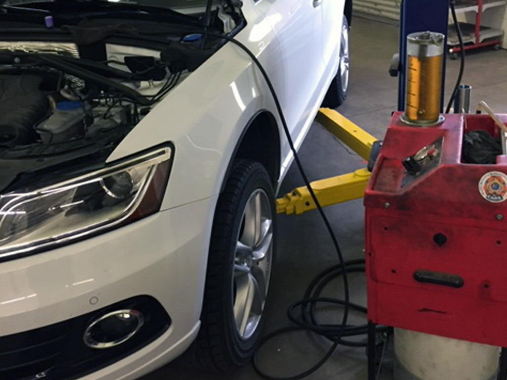 Vehicle Brake Fluid Flushing Services by Tahoe Import Auto
